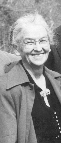 Clara Mozelle <i>Miller</i> Allen
