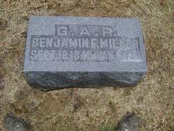 Benjamin F Miller