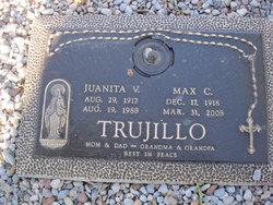 Juanita V Trujillo