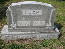 Annie <i>Schmidt</i> Horn