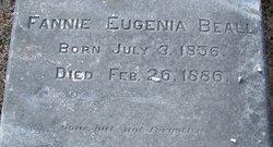 Fannie Eugenia Beall