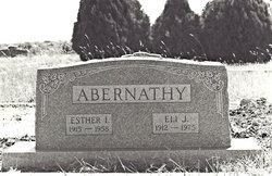 Esther Irene <i>Weed</i> Abernathy