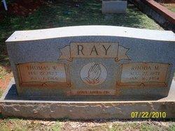 Thomas W Ray