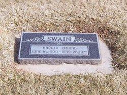 Harold Levond Swain