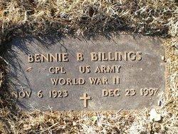 Bennie Billings