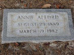 Annie <i>Crews</i> Alford