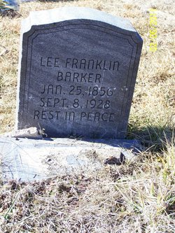 Lee Franklin Barker