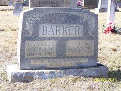 John Cephas Barker