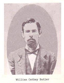 William Cathey Willie Butler