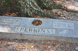 Annie Ethel <i>Kelly</i> Perkins