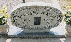 Gerald Wayne Allen