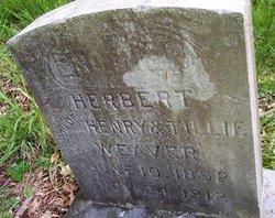 Herbert Weaver
