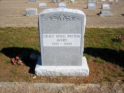 Grace <i>Hogg</i> Avery
