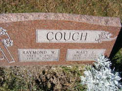 Mary Lucile <i>Harkin</i> Couch
