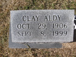 Henry Clay Aldy