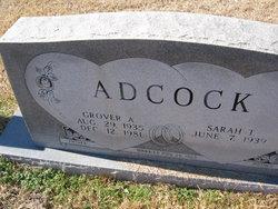 Grover A. Adcock