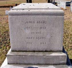 Mary Caroline <i>Smith</i> Adams