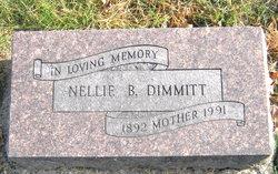 Nellie Belle <i>Bishop</i> Dimmitt