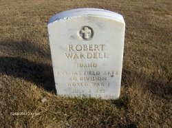 Robert Walden Wardell