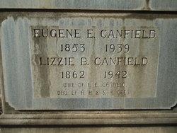 Elizabeth Bell Lizzie <i>Crew</i> Canfield