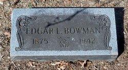 Edgar L. Bowman