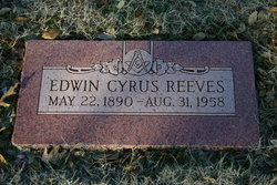 Edwin Cyrus Reeves