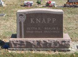 Berlin E Knapp