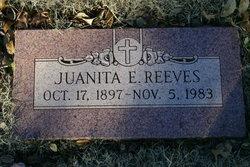 Juanita Ella Reeves