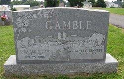 Anna Lee <i>Miller</i> Gamble