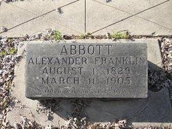 Alexander Franklin Abbott
