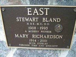 Mary <i>Richardson</i> East