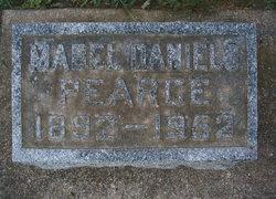 Mabel Louise <i>Cass</i> Daniels