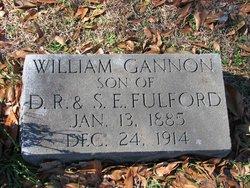 William Gannon Fulford