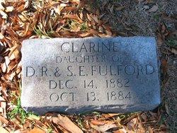 Clarine Fulford