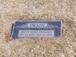Rayta Leona <i>Petersen</i> Swain