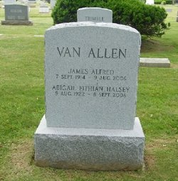James Alfred Van Allen