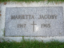 Marietta Jacoby