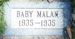 Baby Girl Malan