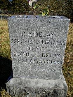 Margaret E. Maggie <i>Blades</i> DeLay