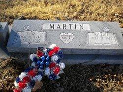 C. D. Martin