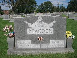 William James Peacock