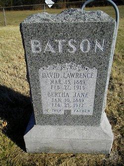 Bertha Jane <i>Blades</i> Batson