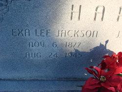 Exa Lee <i>Jackson</i> Hart