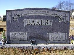 Nellie Faye Baker
