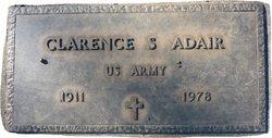 Clarence S. Adair