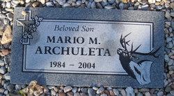 Mario M Archuleta