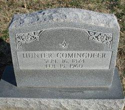John Hunter Comingdeer