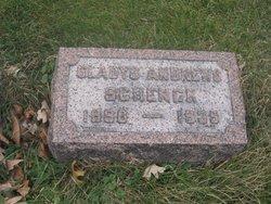 Gladys Marie <i>Andrews</i> Schenck