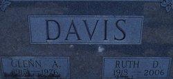Ruth <i>Douthit</i> Davis