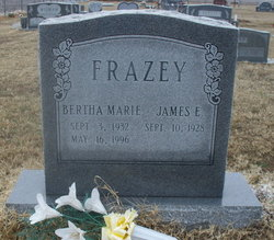 Bertha Frazey